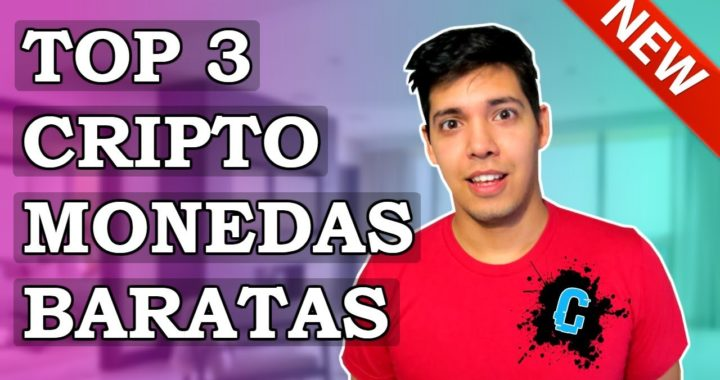 TOP 3 CRIPTOMONEDAS [RENTABLES] OCTUBRE - Ganar dinero con [CRIPTOMONEDAS]