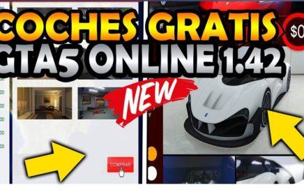 *TRUCAZO TODO GRATIS* PASAR AUTOS A AMIGOS Y GANAR MILLONES EN MINUTOS! 1.42 (PS4-XBOX ONE)