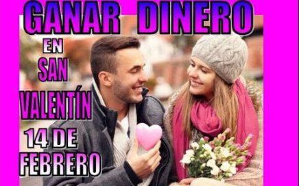 16 IDEAS PARA GANAR DINERO EN SAN VALENTIN 14 DE FEBRERO