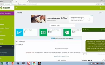 3RABSHORT: UNO DE LOS MEJORES ACORTADORES DE LINKS PARA GANAR DINERO | CPM 3$ | 2018