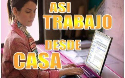 7 SITIOS EN INTERNET PARA QUE TRABAJES DESDE CASA