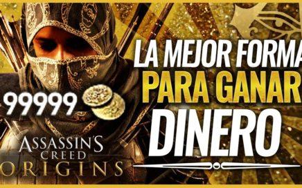 Assassin's Creed Origins   NUEVO TRUCO FARMEO 2018 La mejor forma de conseguir Dinero INFINITO fácil