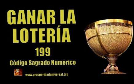 ATENCIÓN- GANAR LA LOTERÍA AHORA-  199 - PROSPERIDAD UNIVERSAL