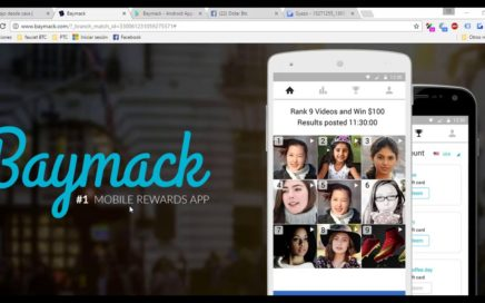 Baymack - La Mejor app para ganar dinero