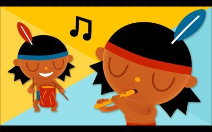 Canción tradicional/Folklórica Los inditos(descargar)