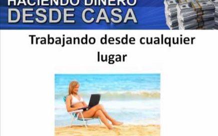 COMO GANAR DINERO EN INTERNET Y TRABAJAR DESDE CASA - http://dinerodesdecasa.allininternet.com