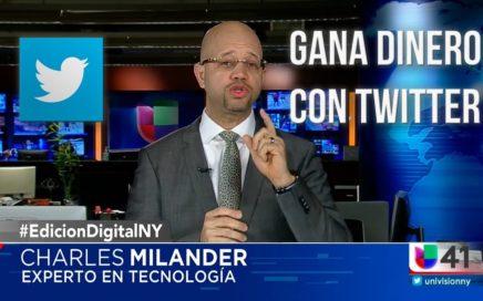 Como Ganar Dinero en Twitter - UnivisionNY