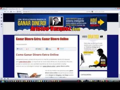 Como Ganar Dinero Extra | Como Ganar Dinero Online