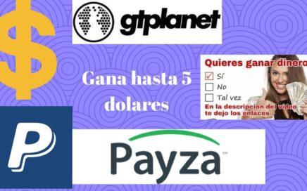 como ganar dinero online parte 2 ptc - Paypal - Payza