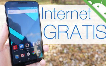 Como tener INTERNET GRATIS para Android 2015 | FUNCIONANDO SIN SALDO