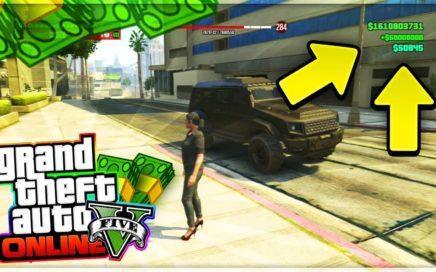 CONSEGUIR +10.000.000 DE DOLARES EN 1 HORA EN GTA 5 ONLINE! 1.36 (EL MEJOR TRUCO DE DINERO INFINITO)