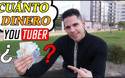 ¿CUÁNTO DINERO GANA UN YOUTUBER? | Supercars of Mike