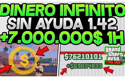 DINERO INFINITO  *SOLO* SIN AYUDA BESTIAL! +7.000.000$ EN 1 HORA