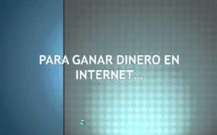 El Verdadero Secreto Para Ganar Dinero RAPIDO en Internet:
