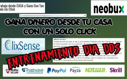Gana dinero en internet $# 2 Gana Dinero Desde Venezuela CLIXSENSE Y NEOBUX
