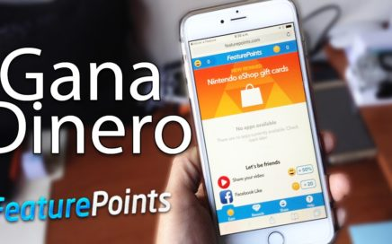 Gana Dinero Jugando y Probando Apps en iOS & Android | Feature Points