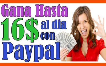 Gana Mucho Dinero Jugando/Muchos sorteos de $1000 Dólares cada 2 Días/Tutoial completo