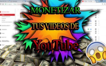 Ganar Dinero En YouTube 2018-el Tubers