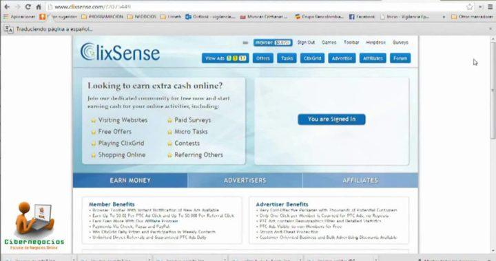 Ganar dinero por internet 1 Dolar por cada Click sin invertir