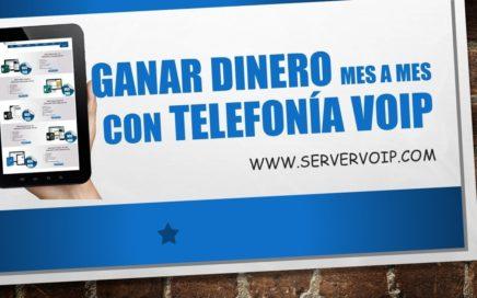Ganar Dinero por Internet Mes a Mes como Empresario de Telefonía VoIP... *TELEFONIA IP VOIP*