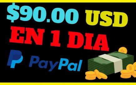 Ganar Dinero Respondiendo Encuestas - 90 Dolares en un día -ganadineroconencuestas,rellenarencuestas