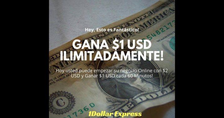 Generar link 1 Dollar Express