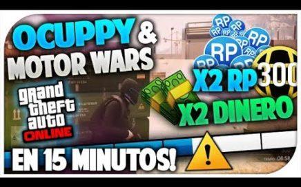 GTA 5 ONLINE *1.42* GANA MUCHO DINERO & RP CON ESTE MINIJUEGO!! | OCUPPY | PS4 ONE PC