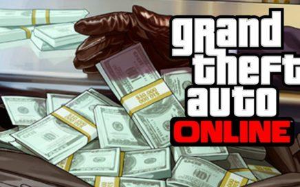 GTA ONLINE || Como conseguir DINERO rapido en GTA ONLINE Principiantes