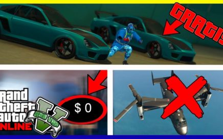 "INCREIBLE!! TRUCO DE DINERO INFINITO SUPER FACIL ""GTA V ONLINE"" [ PS4 - XBOX ONE - PC ]"