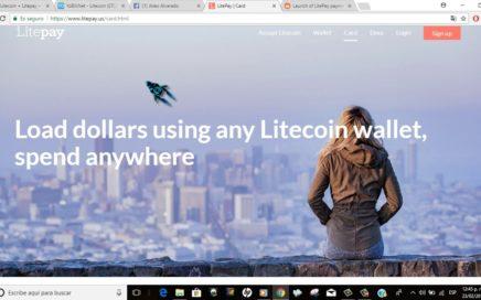 LitePay puede hacer me ganar dinero | Febrero 2018
