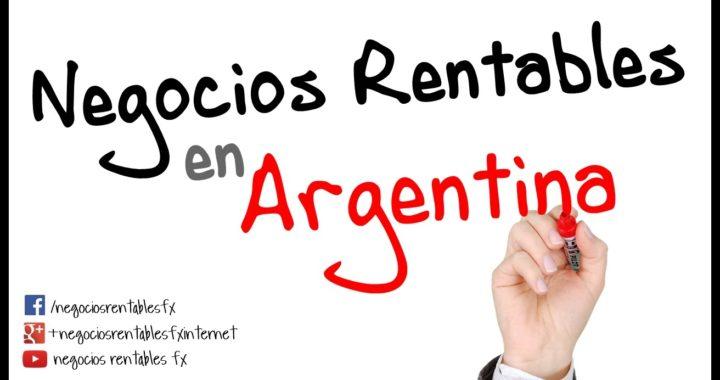 Negocios Rentables en Argentina - Franquicias y Pymes
