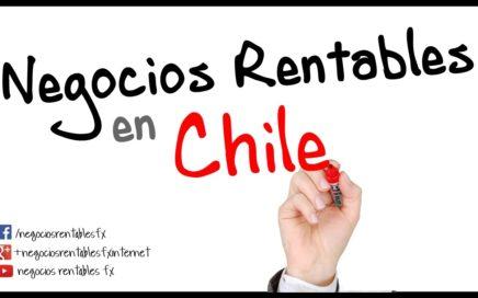 Negocios Rentables en Chile - Pymes, Dinero e Ideas