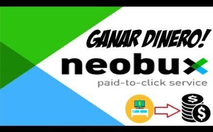 Neobux, Gana Dinero Viendo Anuncios | La Mejor PTC De Todas !