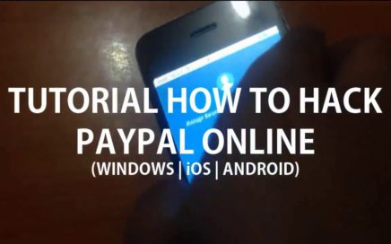 [NEWEST] hack ganar dinero paypal - how to hack paypal with cydia [LATEST]