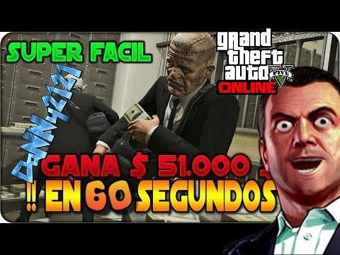 NUEVA FORMA FÁCIL LEGAL!! DE GANAR DINERO Y RP!! GTA ONLINE PS4/XBOX ONE/PC 1.38