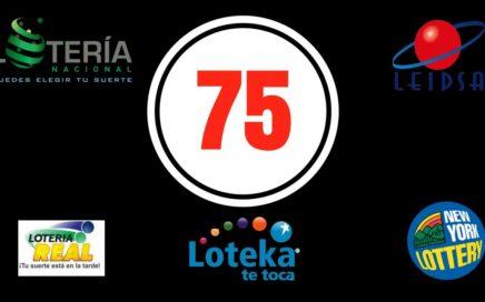 NUMEROS FUERTES PARA GANAR LA LOTERIA HOY 05-02-2018