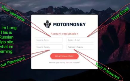 Play invested game, earning real money at motormoney