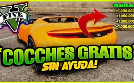 "*SOLO* COMO CONSEGUIR COCHES GRATIS EN ""GTA V ONLINE"" DINERO INFINITO GTA 5 1.42"