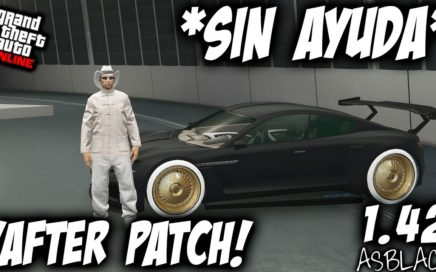 *SOLO* - SIN AYUDA - AFTER PATCH - GTA 5 - DUPLICAR COCHES SIN AYUDA - MUY FACIL - (PARCHEADO)