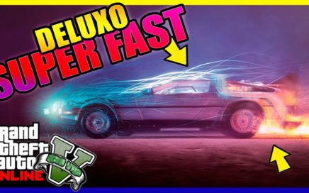 """[SOLO] TRUCO COMO TENER DELUXO SUPER RAPIDO """"GTA V ONLINE"""" FUN GLITCH !"""