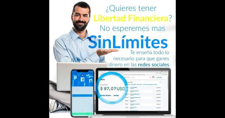 $5.99 Dolares Ilimitadamente / Sistema Sin Limites 2018 / Como Ganar Dinero Por Internet PayPal