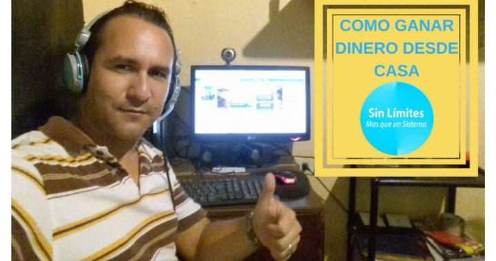 Como ganar dinero desde casa [Como Ganar Dinero Por Internet] $50 al día