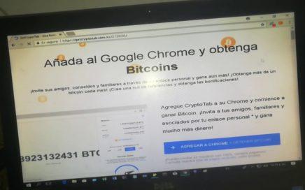 como ganar dinero en bitcoin solo con tu computador y tu internet gratis desde casa