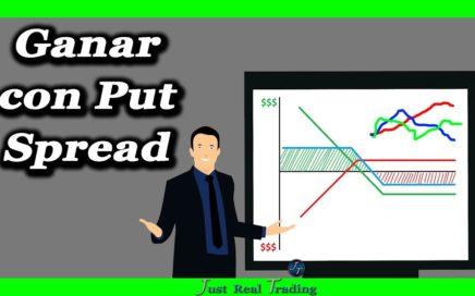 Cómo ganar dinero en Trading con Put Spread. Las claves del Vertical Spread // Josan Trader
