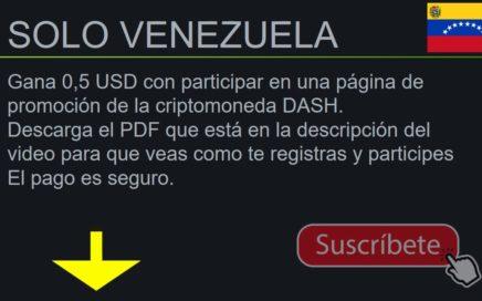 como ganar dinero por internet en venezuela 100% confiable / formas de Ganar Dinero