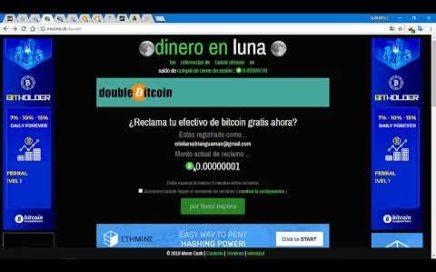 COMO GANAR DINERO POR INTERNET SOLUCION ¡¡¡PAGINAS PARA GANAR DINERO  CON BITCOIN