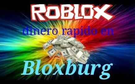 como ganar dinero rapido en Bloxburg Roblox