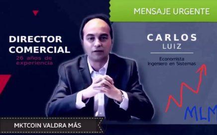 COMUNICADO OFICIAL | Carlos Luis Dijo Importantes Noticias de la Crypto y Pool de Mineria de MktCoi