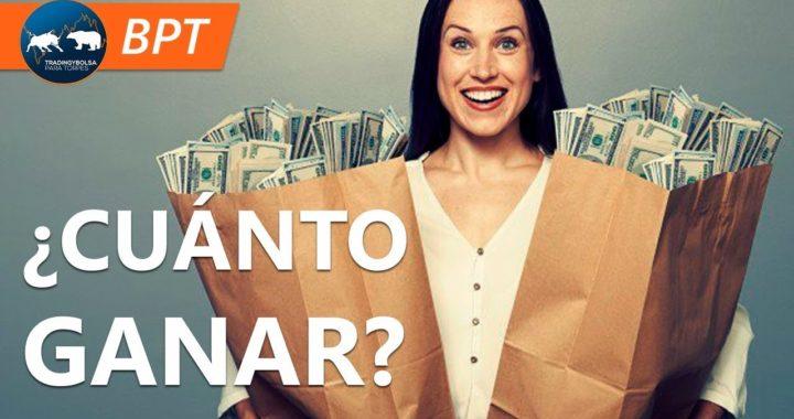 ¿Cuánto podemos ganar con el Trading online? | La pizarra de Francisca