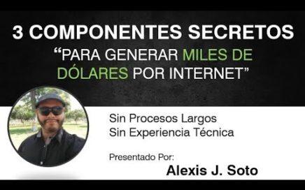 [EN VIVO] 3 Componentes Para Generar Miles de Dólares por Internet 2018 | WORKADI Español PAGA 2018